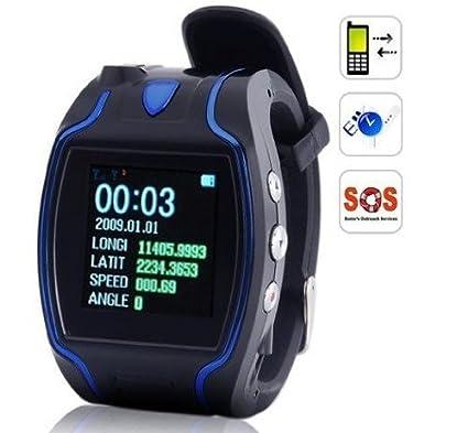 Montre connectée GPS Multi-fonctions, Localisation, SOS, Téléphone ...