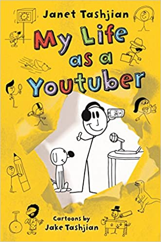 My Life as a Youtuber: Amazon.es: Janet Tashjian, Jake ...