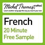 Michel Thomas Method: French Course Sample | Michel Thomas