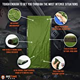 Go Time Gear Life Bivy Emergency Sleeping Bag