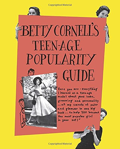 Betty Cornell's Teen-Age Popularity Guide for sale  Delivered anywhere in USA