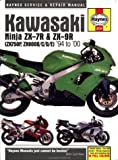 Kawasaki Ninja Zx-7R and Zx-9R Service and Repair Manual (Haynes Service & Repair Manuals)