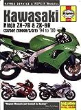 Kawasaki Ninja Zx-7R and Zx-9R Service and Repair Manual (Haynes Service & Repair Manuals)