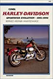 Harley-Davidson Sportsters Evolution, 1991-1994, Ron Wright, E. Scott, 0892876190