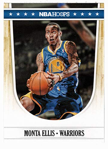 Monta Ellis (Basketball Card) 2011-12 Panini Hoops # 65 ()