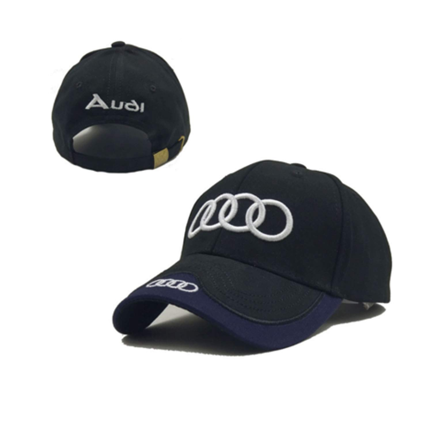 ENJU Auto Parts Baseball Hat F1 Racing Hat Motor Hat for Jeep Black