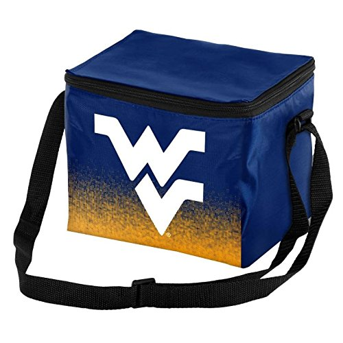 NCAA College Team Logo – Gradient Print – Lunch Bag Cooler – Holds up to a 6 Pack – DiZiSports Store