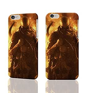 2013 riddick 3d Durable Hard Unique Case for Iphone 5 5s