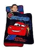 Best Disney Pixar Travel Pillow For Kids - Disney Cars Toddler Nap Mat Review