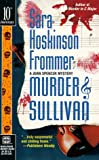 Front cover for the book Murder And Sullivan (Worldwide Mystery) by Sara Hoskinson Frommer