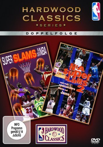 NBA: Super Slam Collection (Hardwood Classics) [Import allemand]