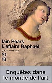 L'affaire Raphaël, Pears, Iain