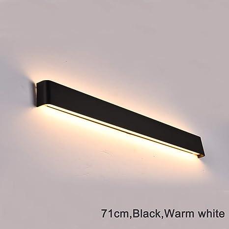 K-Bright 71cm Applique da parete per camera da letto, 2700k-3000k ...
