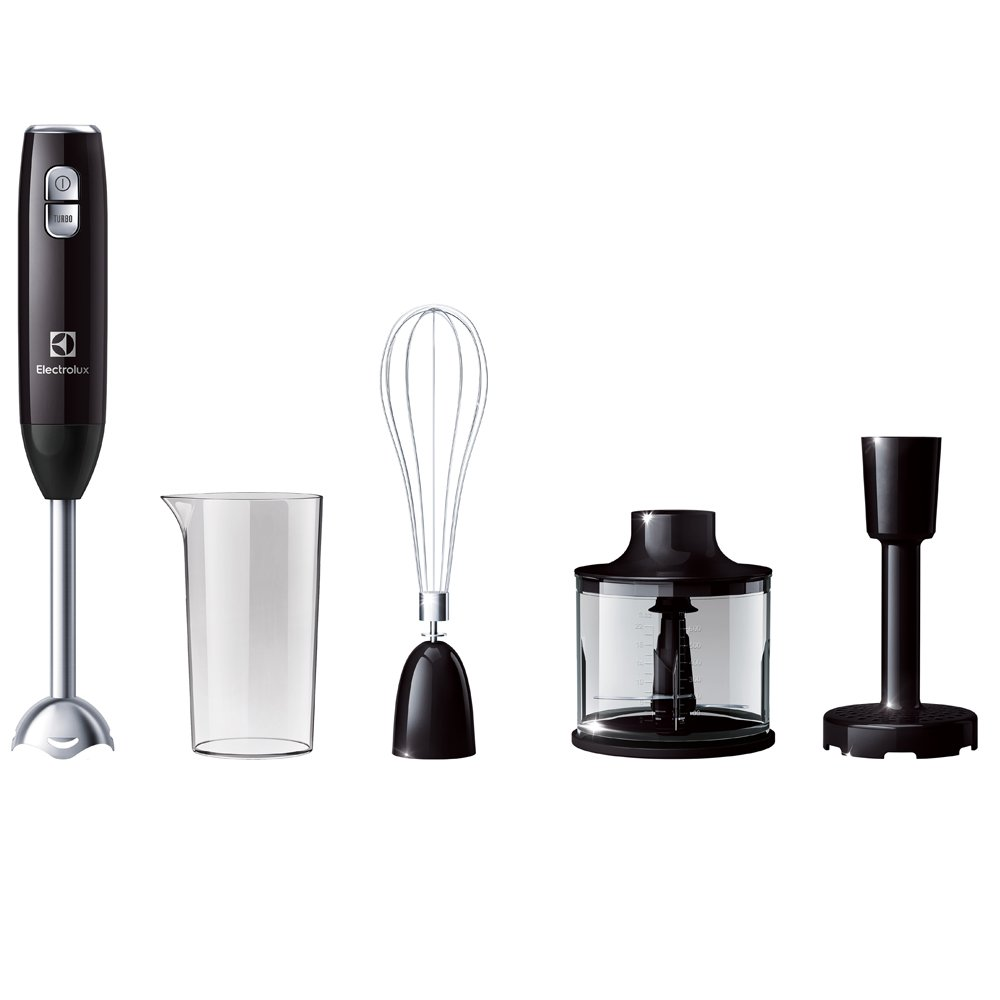 Electrolux Love Your Day Collection Batidora de brazo 600 W, 2 Velocidades, Negro: Amazon.es: Hogar
