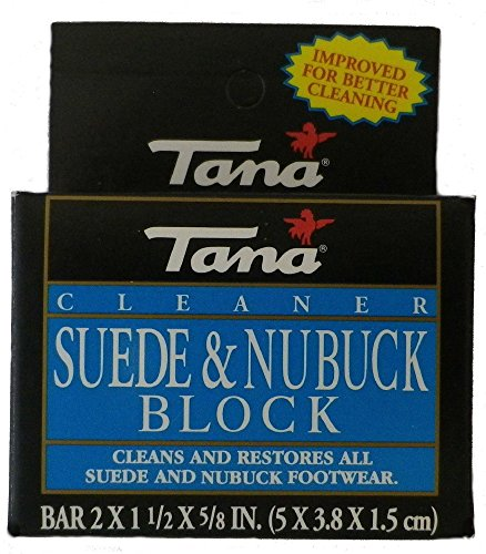 Tana Cleaner Suede and Nubuck Care Kit Block