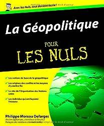 GEOPOLITIQUE POUR LES NULS