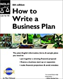 How to Write a Business Plan, Mike McKeever, 0873378636