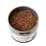 A delightful composition of savory, zesty, and sweet notes, Taste of California is a rich, flavorful blend of the natural bounty of California. Dried strawberries lend beautiful color and a lingering sweetness while the cilantro, thyme and tarragon a...