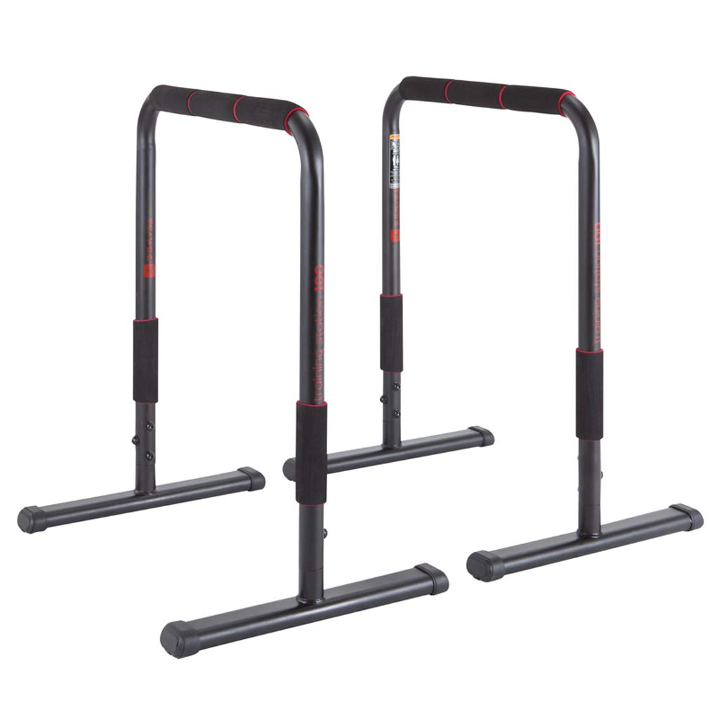 Indoor Home Gym Heavy Duty Station Bars Station Funktionale Heavy Duty Dip Steht Fitness Workout Dip Bar Station Stabilisator