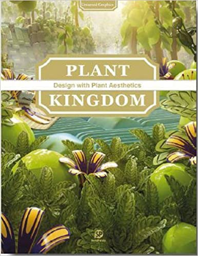 Book Untamed Graphic Plant Kingdom - Design with Plant Aesthetics (Untamed Graphics) by Sendpoints (23-Apr-2015)
