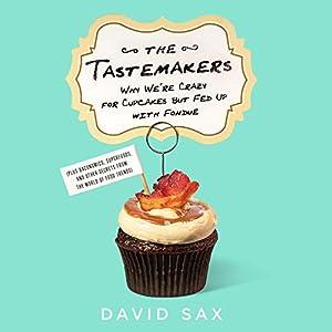 The Tastemakers Audiobook