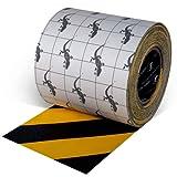 Gator Grip: Anti-Slip Tape, 6'' x 60', Yellow/Black