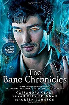 The Bane Chronicles 1442496002 Book Cover