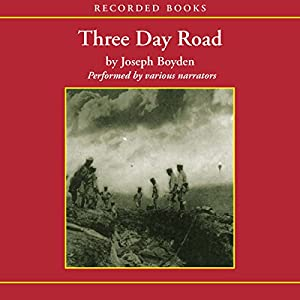 Three Day Road Audiobook