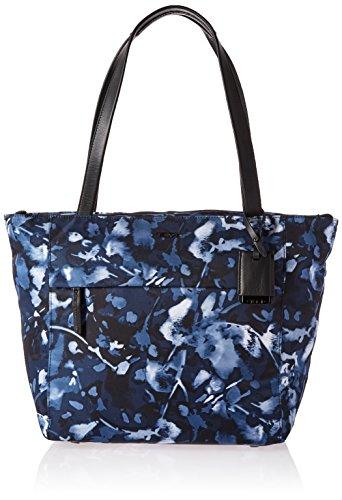 Tumi Voyageur, Borsa M-Tote Piccola, Indigo Floral (Blu) - 0494762INDF