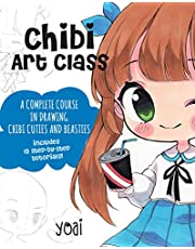 Chibi Art Class: A Complete Course in Drawing Chibi Cuties and Beasties - Includes 19 step-by-step tutorials!