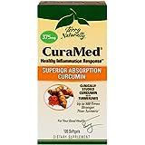 Terry Naturally CuraMed BCM-95 Curcumin, (375 mg) - 120 Softgels