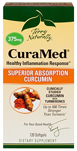 Terry Naturally CuraMed BCM 95 Curcumin product image