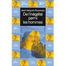 DE L'INGALIT PARMI LES HOMMES