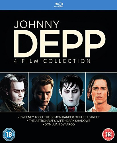 Johnny Depp Collection [Blu-ray]