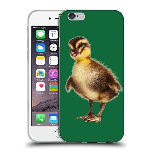 GoGoMobile Coque de Protection TPU Silicone Case pour // Q05770622 caneton Il cadmio verde // Apple iPhone 7