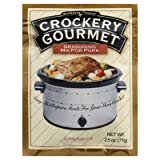 Crockery Gourmet Seasoning Mix for Pork 2.5 OZ (Pack of 6) For Sale