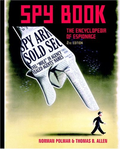 Spy Book, 2nd Edition by Random House Reference