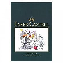 Bloc de dibujo Faber-Castell, A5