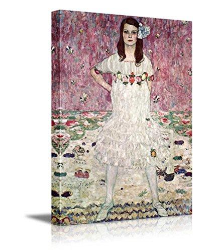 Eugenia Primavesi by Gustav Klimt Austrian Symbolist Painter