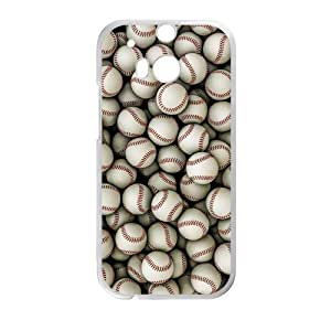 Canting_Good Baseball Custom Case Shell Skin for HTC One M8 (Laser Technology)