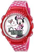 Disney Kids' MINKD552 Minnie Mouse Digit...