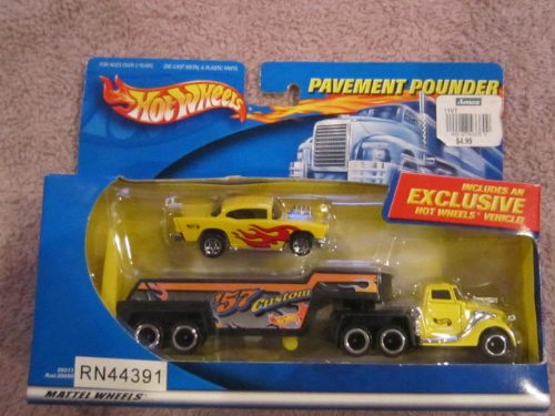 Pavement Pounder (Hot Wheels Pavement Pounder 57 Custom)