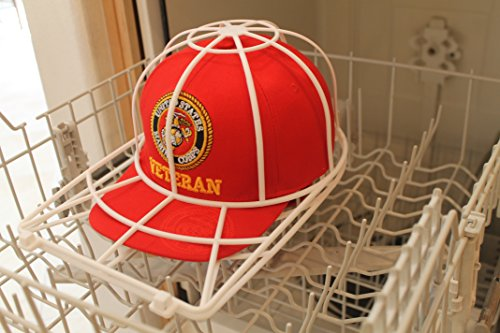 Activefit Apparel Cap Washer Ball Cap Hat Washer Excellent Hat Cleaner Clean All Your Hats From Your Hat Rack, Cap Holder, Hat Hanger And Cap Organizer. Safe For Dishwasher And Washing Machine. ()