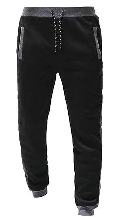 dahuo - Pantalones de chándal para Hombre, elásticos, Casuales ...