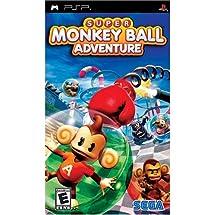 Super Monkey Ball Adventure - Sony PSP