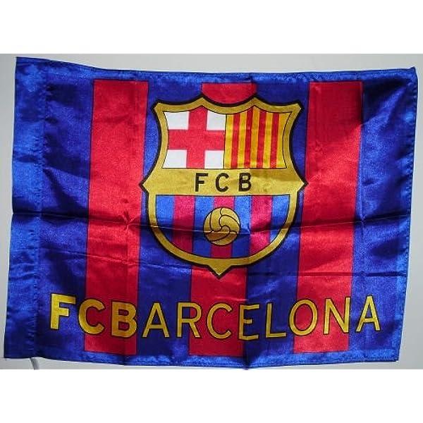 MI RINCON Bandera BARÇA, FC Barcelona FCB BARSA, 50 * 75 cm: Amazon.es: Deportes y aire libre