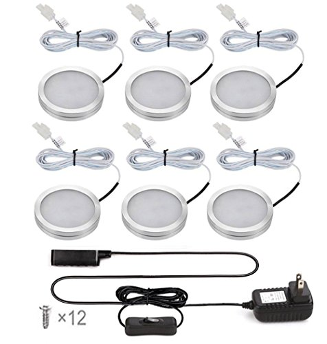 Under Cabinet Led Puck Light Kit
