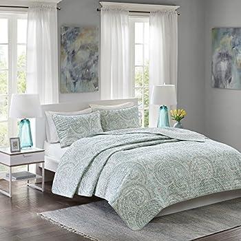 Amazon Inkivy Mira Coverlet Mini Quilt Set Kingcalifornia
