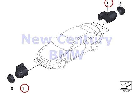 Amazon com: BMW Genuine Ultrasonic-Sensor Ultrasonic Sensor In San