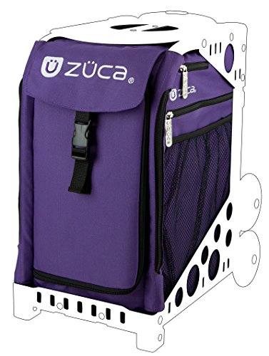 Zuca SIBR188 Sport Insert Bag Rebel Deep Purple 89055900188 by ZUCA